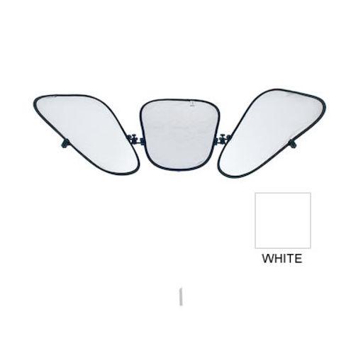 Triflector Mk II Silver/White