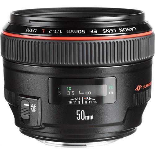 Full-Frame Fixed Focal Length Standard Lenses