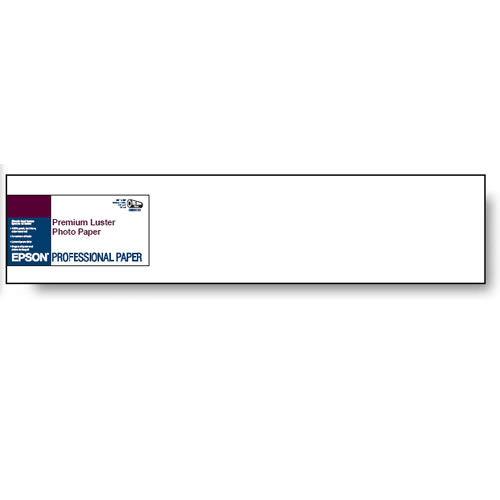 "10""x100' Premium Luster Photo Paper 260gsm - Roll"