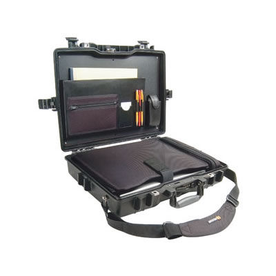 1495CC1 Deluxe Laptop Case (Black)