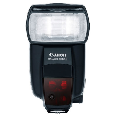 580EX II Speedlite Flash