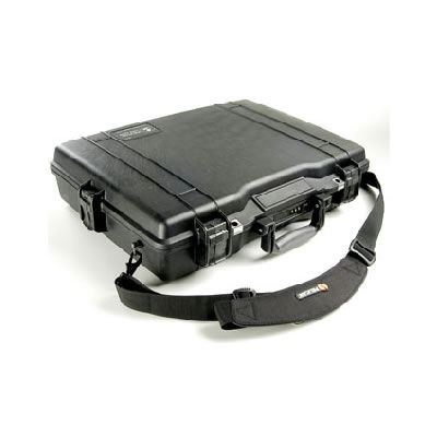 1495 Laptop Case Black w/Foam