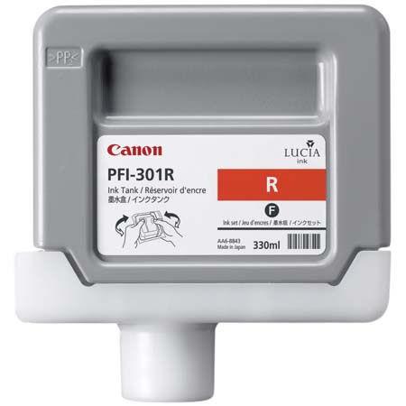 PFI-301R Red Ink Tank Pigment 330ml