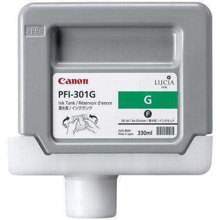 PFI-301G Green Ink Tank Pigment 330ml