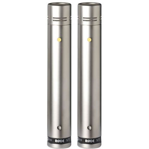 """NT5 Microphone - Matched Pair Acoustically Matched 1/2 caps"""" Cardiod Condenser Microphone"""