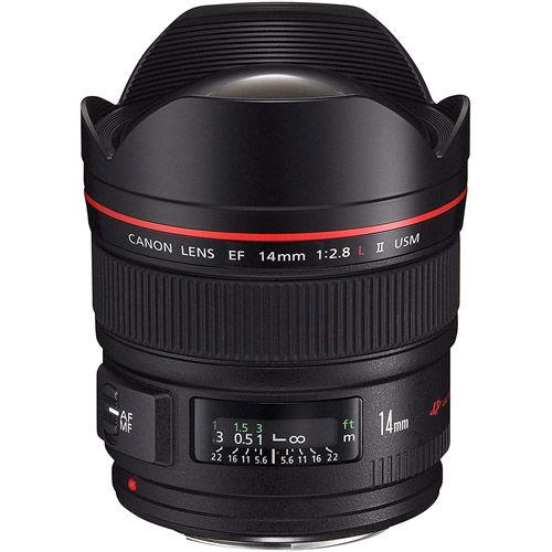 EF 14mm f/2.8 L II USM Lens
