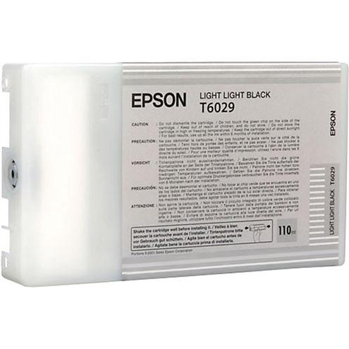 T602900 Light Light Black Ink 110ml UltraChrome for SP 7800, 7880 & 9800, 9880