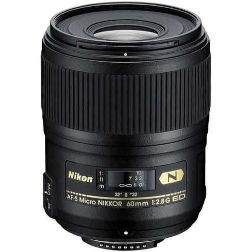 AF-S Micro-NIKKOR 60mm f/2.8 G ED Lens