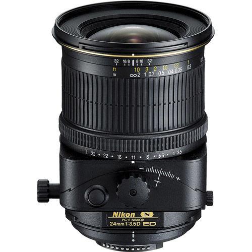 PC-E NIKKOR 24mm f/3.5 D ED Lens