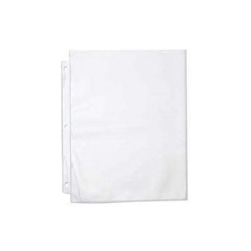 8.5x11 Portrait Pro-Archive Sheet Protectors  - 10 Sheets