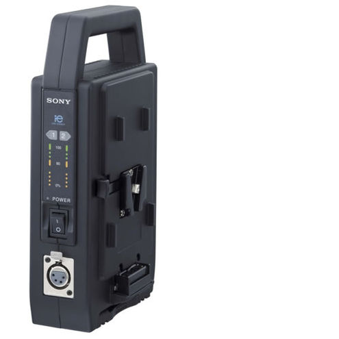 BCL70 Portable 2-Channel Battery Charger for Lith-Ion Batteries