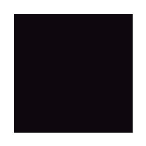 """107""""x165' Jet Black Seamless Paper Roll"""