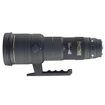 AF 500mm f/4.5 APO EX DG HSM Telephoto Lens for Canon