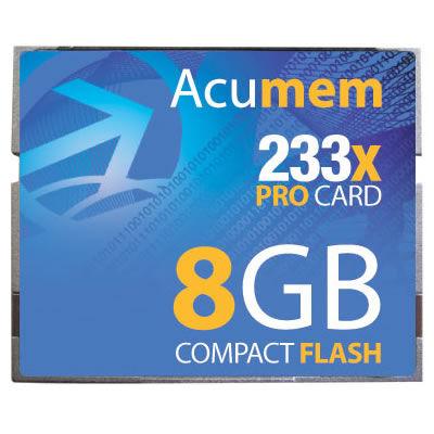 8GB CF card 233x