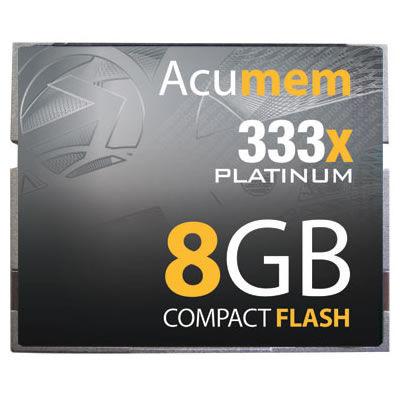 8GB CF card 333x