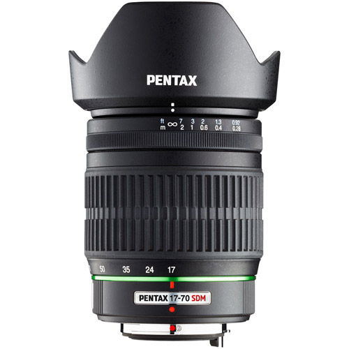 smc DA 17-70mm f/4 AL IF SDM Lens