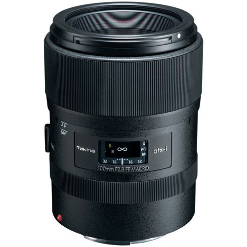 ATX-I 100mm f/2.8 Macro FF Lens for Nikon F Mount