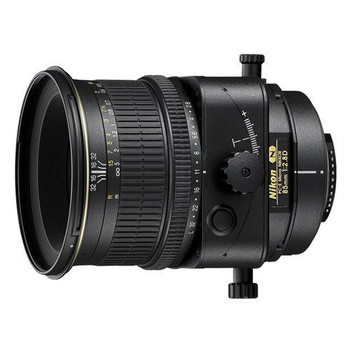 PC-E Micro-NIKKOR 85mm f/2.8 D ED Lens