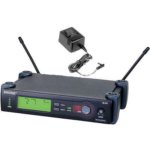 Wireless Diversity Receiver with1/4 Wave Antennas