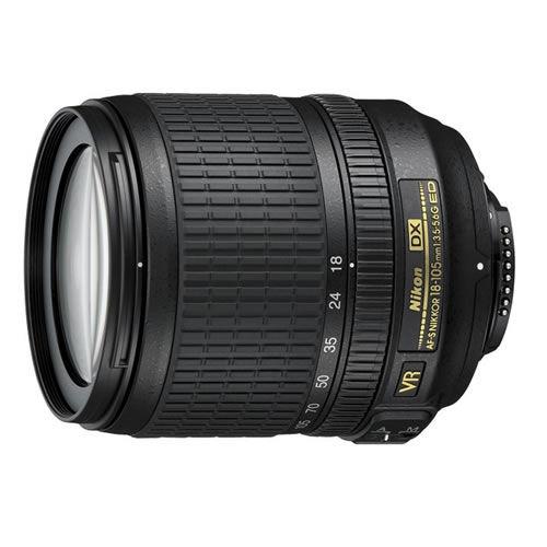 Image of Nikon AF-s18-105mm f/3.5-5.6G DX VR