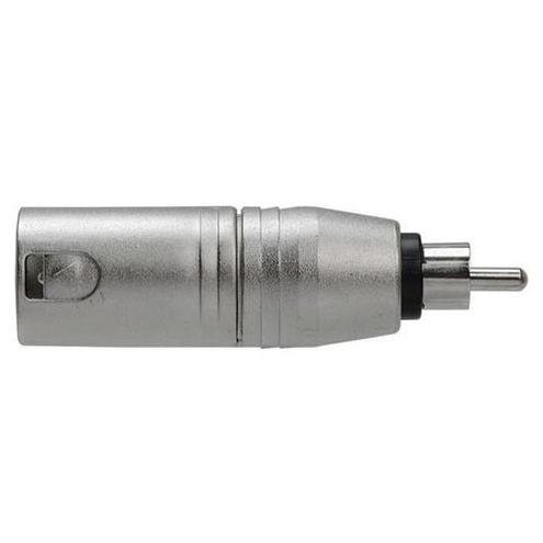 XLR M to RCA (m) Adapter