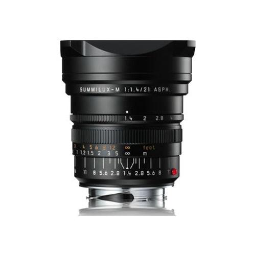 21mm f/1.4 ASPH Summilux-M Black Lens (S8)
