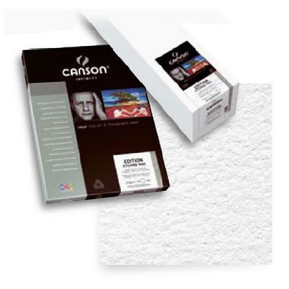 """8.5""""x11"""" Edition Etching Rag Smooth 310gsm 10 Sheets"""