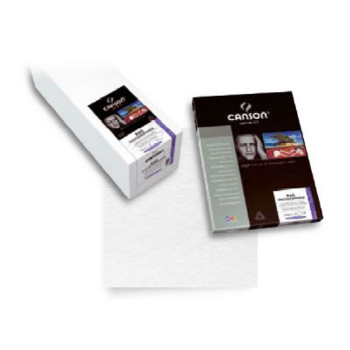 """44"""" x 50' Infinity Rag Photographique Matte - 210 gsm - Roll"""