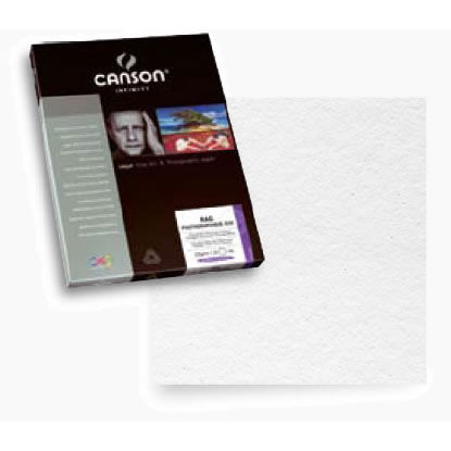 "11""x17"" Infinity Rag Photographique Duo Matte - 220 gsm - 25 Sheets"