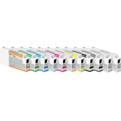 T642800 Matte Black 150ml for SP7900, 9900, 7890, 9890