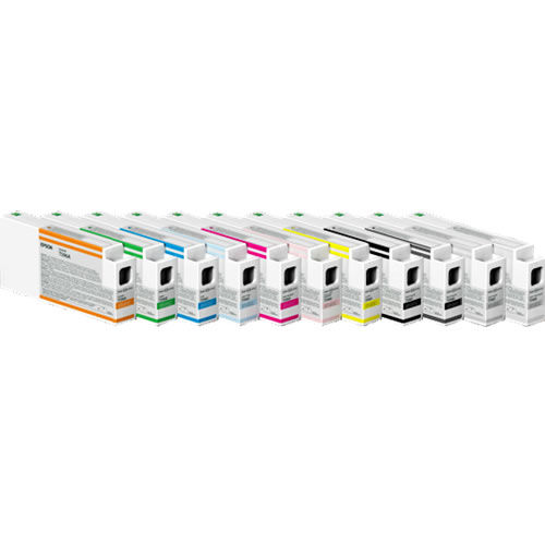 T636100 Photo Black 700ml Ultrachrome HDR Ink Cartridge for SP7900, 9900, 7890, 9890
