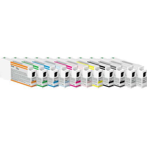 T636700 Light Black 700ml Ultrachrome HDR Ink