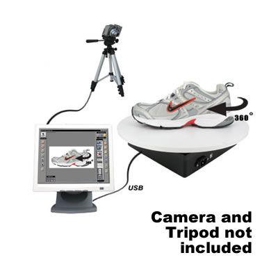 PhotoCapture 360L PC-Ctrl Motorized Turntable