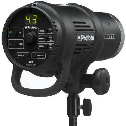 D1 Air 1000 Self Contained Flash Head