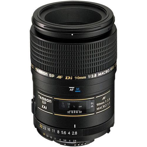 90mm f/2.8 Di SP 1:1 Macro Lens for Nikon