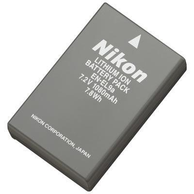EN-EL9a Rechargeable Battery for D5000/D3000