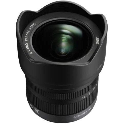 Lumix G Vario 7-14mm f/4.0 ASPH Lens