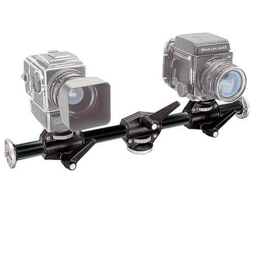 131DDB Access Arm  F4 Heads Black
