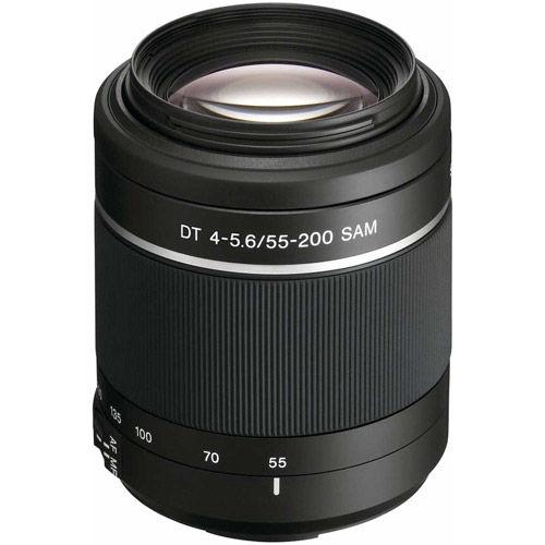 55-200mm f/4-5.6 SAM DT A-Mount Lens (A99 & A77)