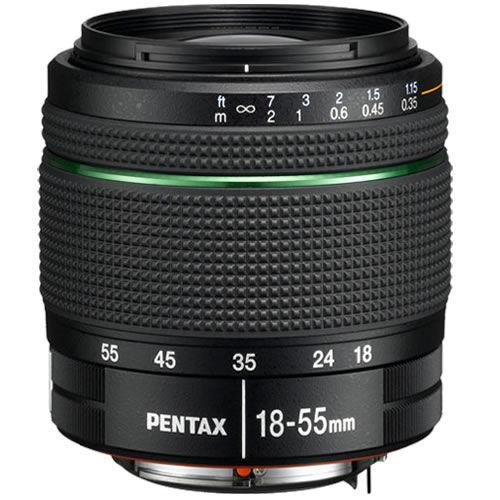 smc DA 18-55mm f/3.5-5.6 AL WR Lens