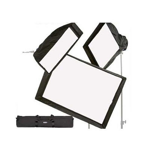 Light Kit-Combi Video includes 1-8115, 8125, 8155 and 1-3960