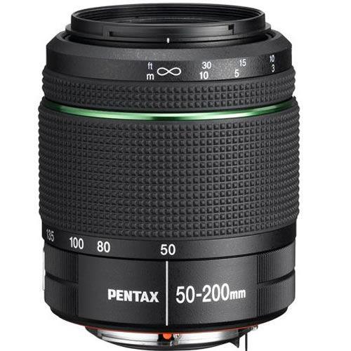 smc DA 50-200mm f4-5.6 ED WR Lens