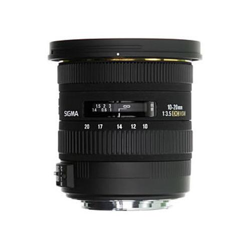 AF 10-20mm f/3.5 EX DC HSM Lens for Nikon