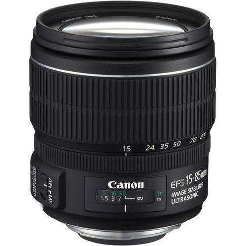 EF-S 15-85mm f3.5-5.6 IS USM Lens