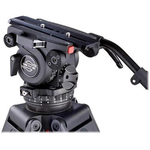 Cine 7+ 7 HD Fluid Head