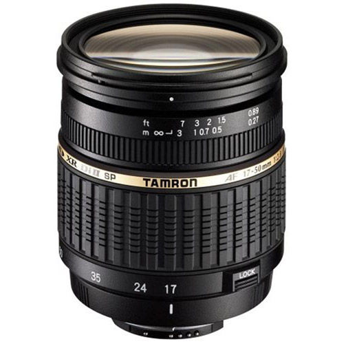 17-50mm f/2.8 Di II SP VC Lens for Canon