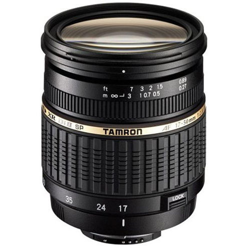17-50mm f/2.8 Di II SP VC Lens for Nikon
