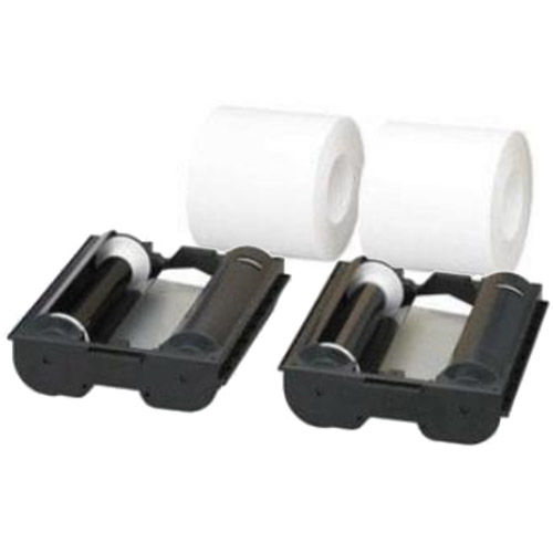 """4x6"""" Media 2 Rolls of Paper for UPCX1 400 Prints Total"""