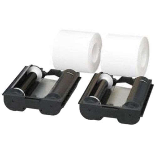 "4x6"" Media 2 Rolls of Paper for UPCX1 400 Prints Total"