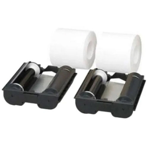 "5x7"" Media 2 Rolls of Paper for UPCX10L 344 Prints Total"